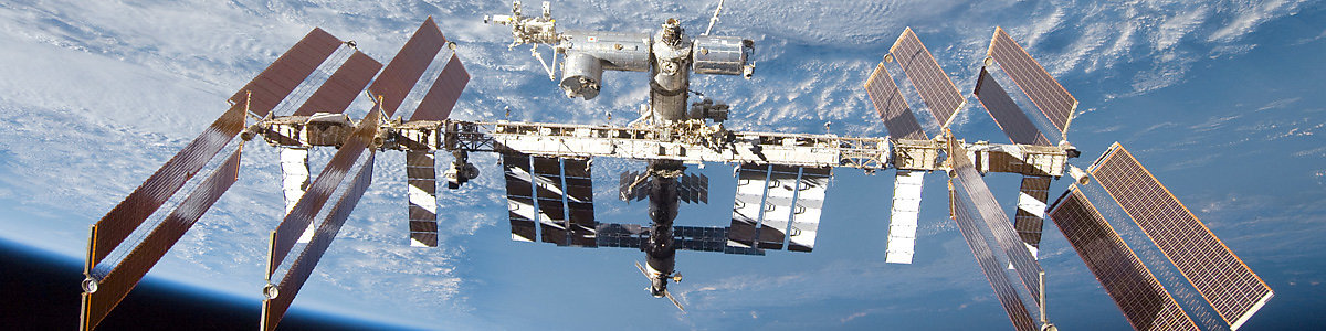Cooperation in space - The International Space Station benefits from ISO standards