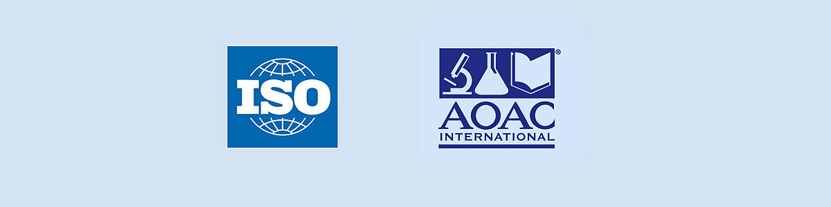 ISO strengthens cooperation on standards with AOAC INTERNATIONAL