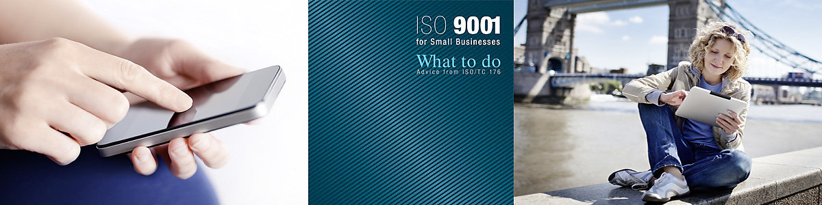 ISO 9001 for Small Businesses now available as ePub