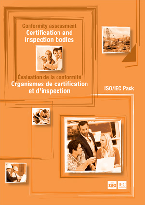 ISO/IEC Pack, Certification and inspection bodies