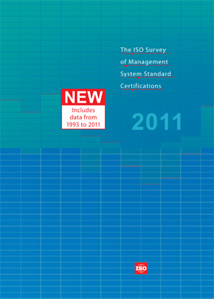 The ISO Survey 2011