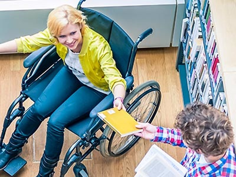 ISO - Bridging the disability divide