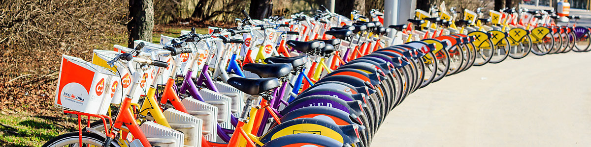 Smart cities get on their bikes