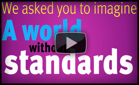 Video: a world without standards