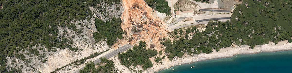 ISO tackles early warning system for landslides