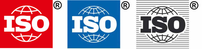 iso name and logo