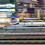 Shinkansen-bullet-train