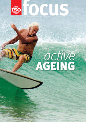 Cover of Active ageing