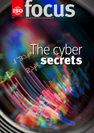 Cover page: ISOfocus January/February 2019: The cyber-secrets