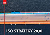 Cover page: ISO Strategy 2030