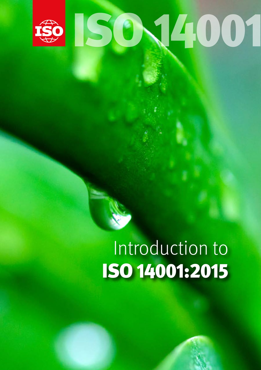 ISO - Introduction to ISO 14001:2015