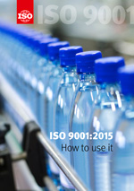 Cover page: ISO 9001:2015 - How to use it