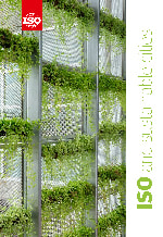 Cover page: ISO and Sustainable Cities