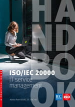 Cover page: ISO/IEC 20000 IT service management – A practical guide