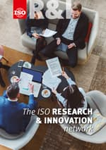 Page de couverture: The ISO Research and Innovation Network