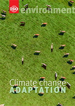 Cover page: Climate change adaptation