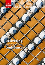 Cover page: Delivering supply chain confidence