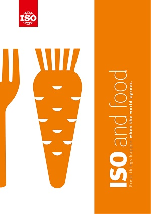 Cover page: ISO and food