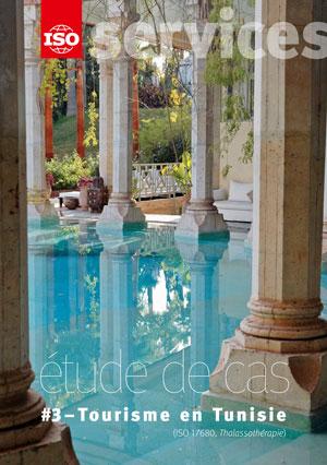 Page de couverture: Etude de cas #3 - Tourisme en Tunisie (ISO 17680, Thalassothérapie)