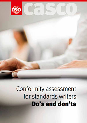 Page de couverture: Conformity assessment for standards writers - Do's and don'ts
