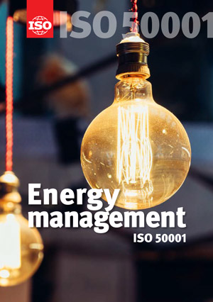 Титульный лист: ISO 50001 - Energy management systems