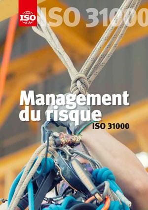 Page de couverture: ISO 31000 - Management du risque