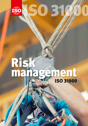 Cover page: ISO 31000 - Risk management