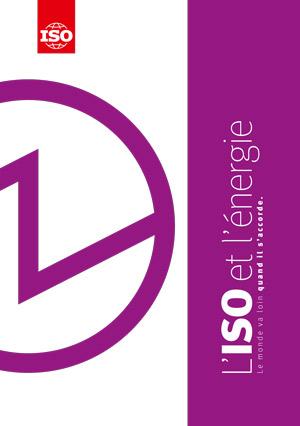 Page de couverture: L'ISO et l'énergie