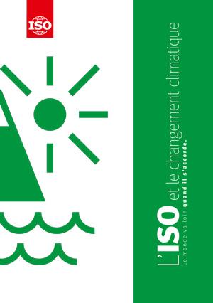 Page de couverture: L'ISO et le changement climatique