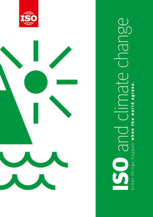 Cover page: ISO and climate change