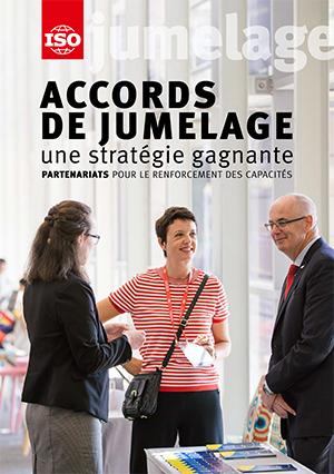 Page de couverture: Accords de jumelage — Partenariats pour le renforcement des capacités