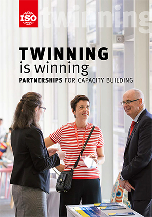 Cover page: Twinning is winning — Partnerships for capacity building