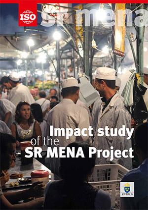 Page de couverture: Impact study of the SR MENA Project