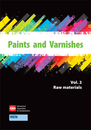 Cover page: Paints and Varnishes - Raw materials (Vol 2)