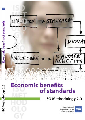 Page de couverture: Economic benefits of Standards - ISO Methodology 2.0