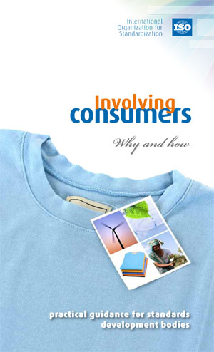 Титульный лист: Involving consumers - Why and how