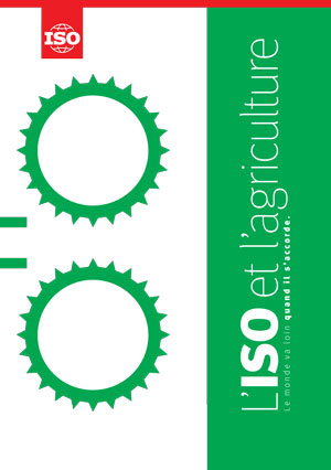 Page de couverture: L'ISO et l'agriculture