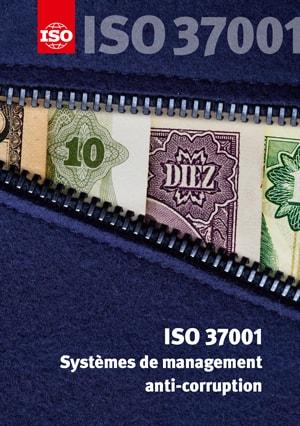 Page de couverture: ISO 37001 Systèmes de management anti-corruption