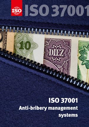 Cover page: ISO 37001 Anti-bribery management systems