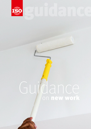 Титульный лист: Guidance on new work