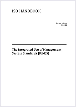 Cover page: The Integrated Use of Management System Standards (IUMSS)