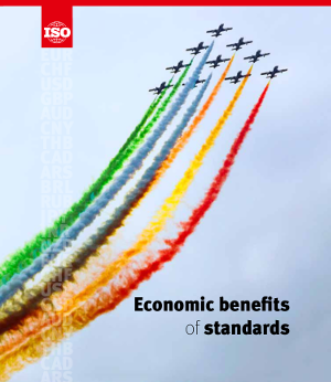 Cover page: Economic benefits of standards