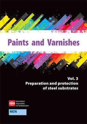 Page de couverture: Peintures et vernis - Préparation et protection (Vol 3)