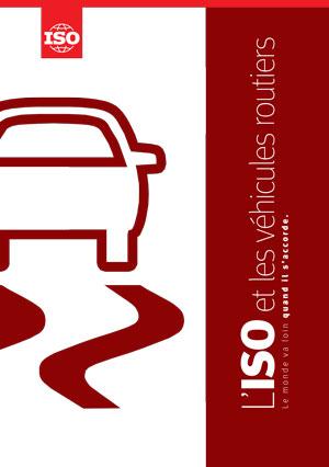 Page de couverture: L'ISO et les véhicules routiers