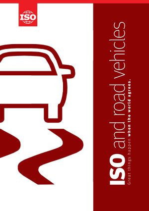Cover page: ISO and road vehicles