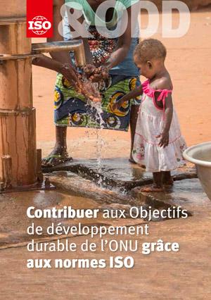 Page de couverture: Contribuer aux Objectifs de développement durable de l'ONU grâce aux normes ISO