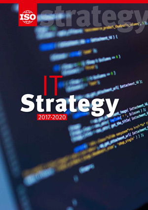 Cover page: IT Strategy 2017-2020