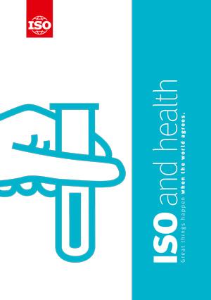 Титульный лист: ISO and health