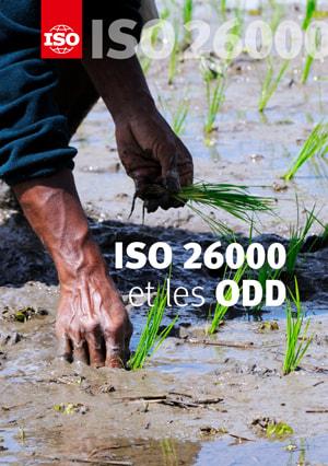 Page de couverture: ISO 26000 et les ODD