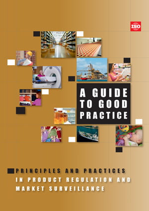 Cover page: A guide to good practice